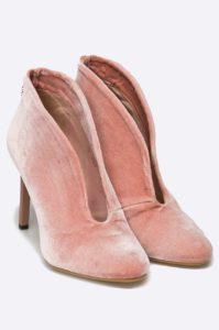 pantofi catifea