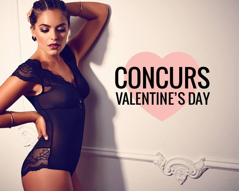 concurs valentine's day