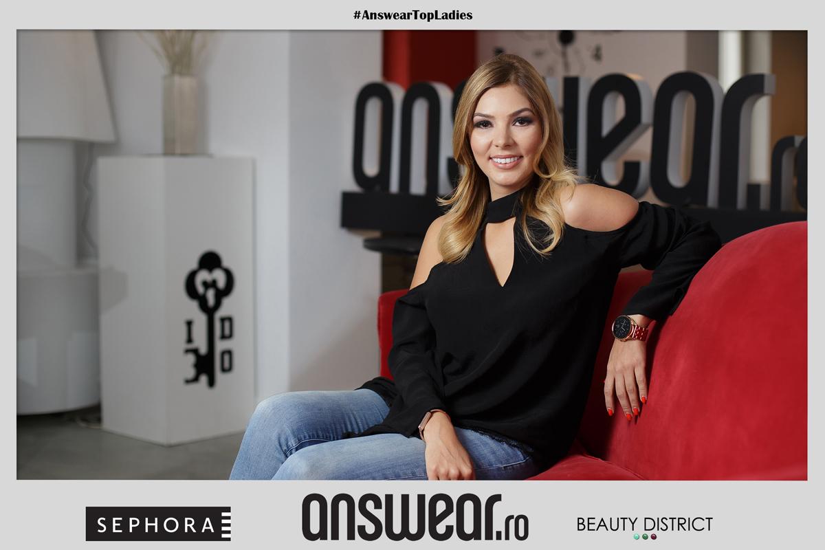 Irina Fitbit AnswearTopLady