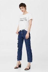 mango jeans organic