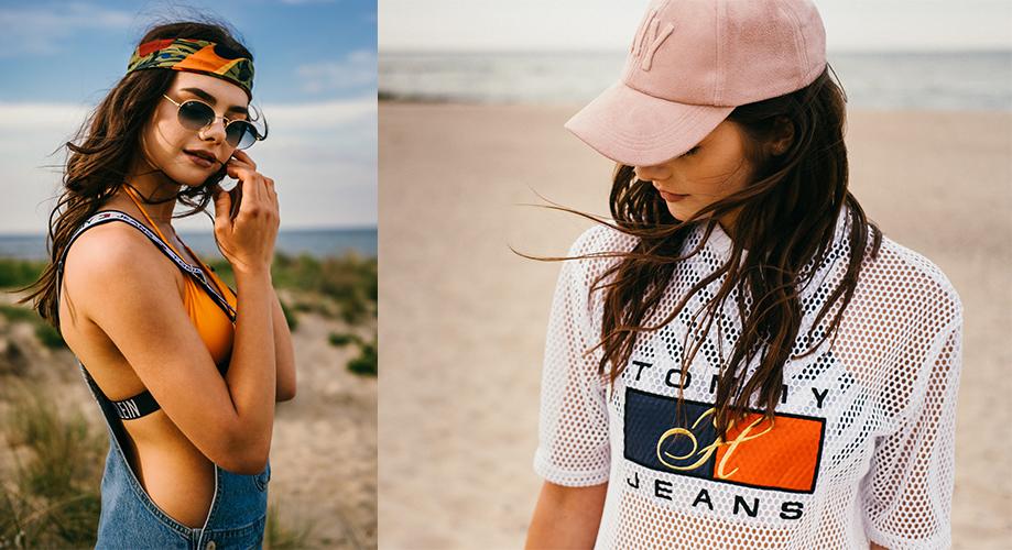 Beachwear outfit