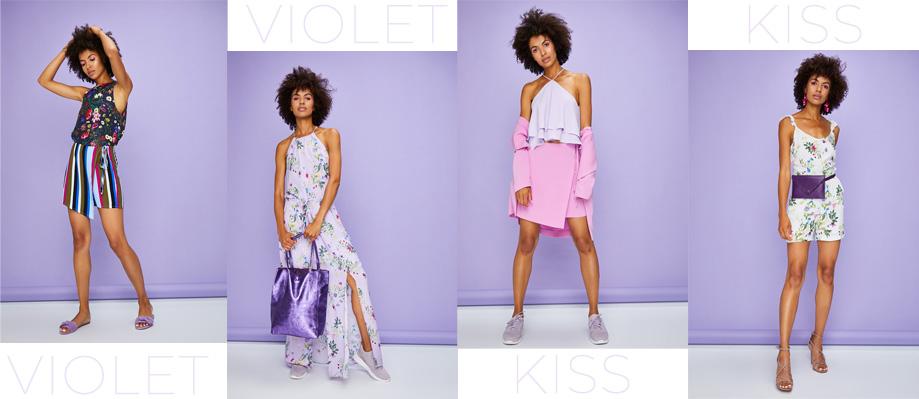 ținută Violet Kiss