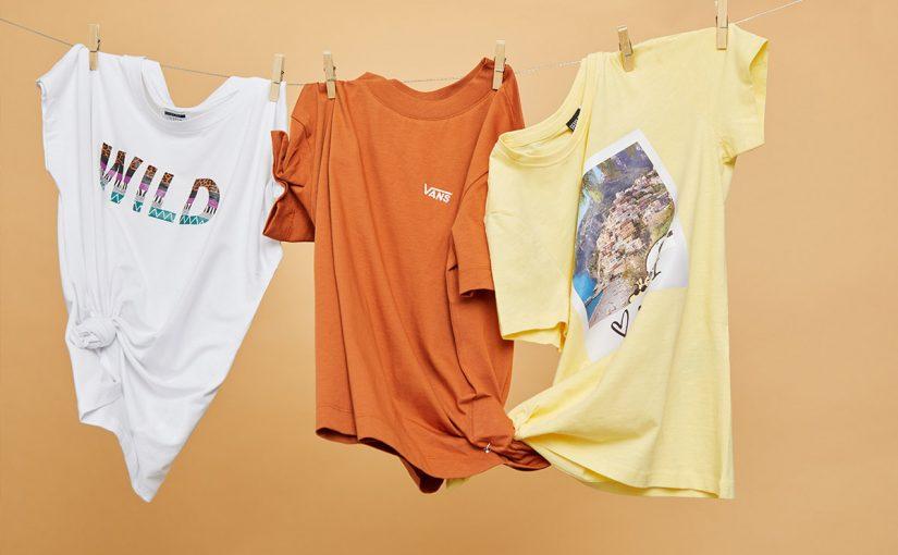Totul despre tricouri – ce modele nu trebuie să ne lipsească din dulap?