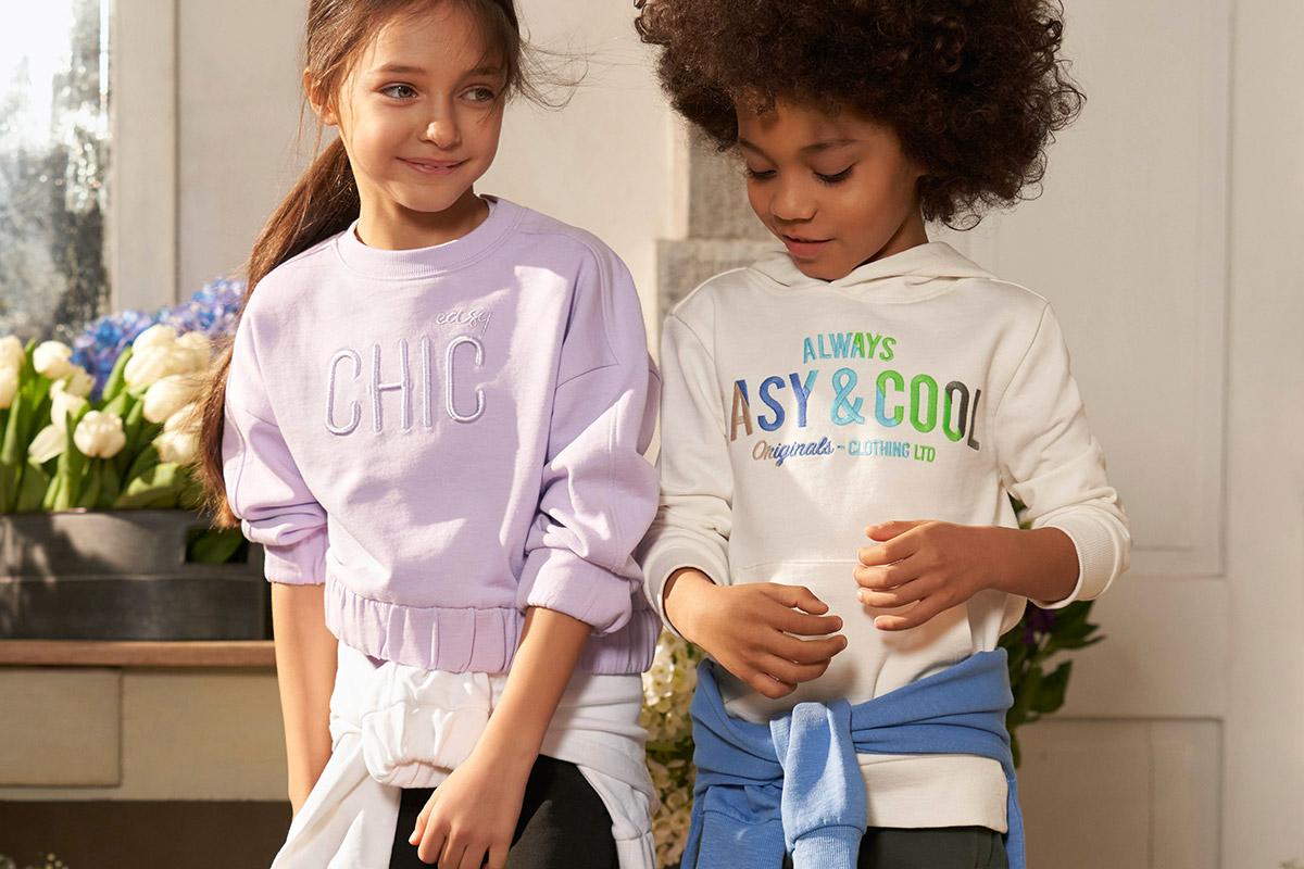 Ziua Copilului - Haine și accesorii pentru cei mici